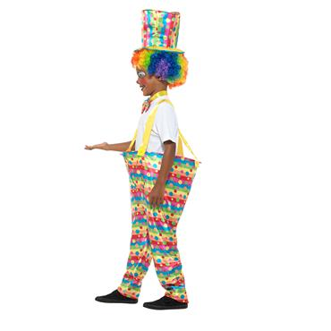 Boy Clown Costume