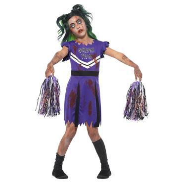 Dark Cheerleader Costume