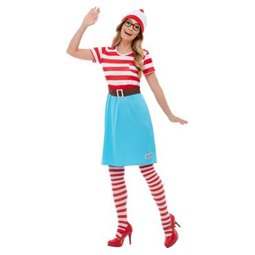 Where's Wally? Wenda Costume