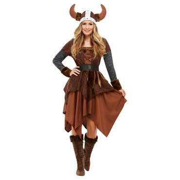 Viking Barbarian Costume