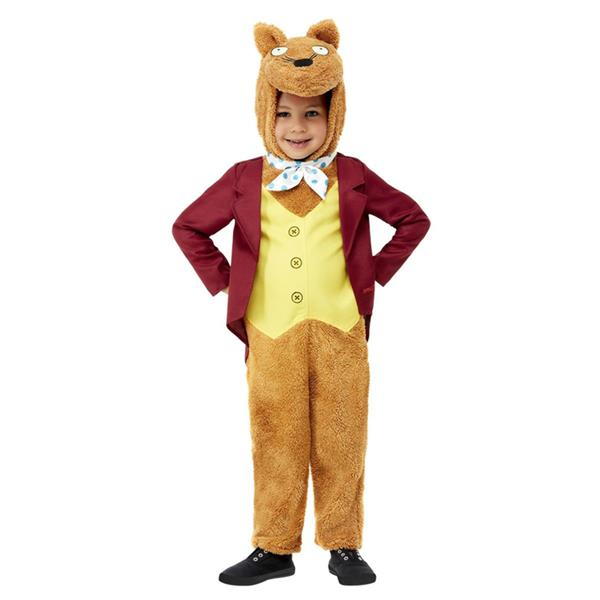 Fantastic Mr Fox Fancy Dress Party Ideas Costume Ireland
