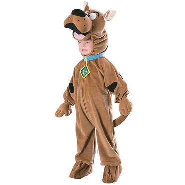 Deluxe Scooby Doo - Kids Costume