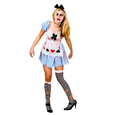 Alice in Zombieland Costume