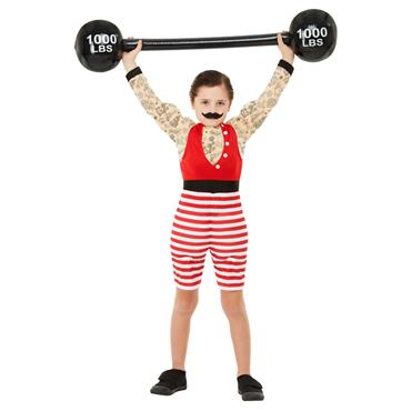Deluxe Strong Boy Costume