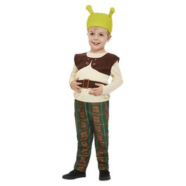 Shrek Toddler Costume