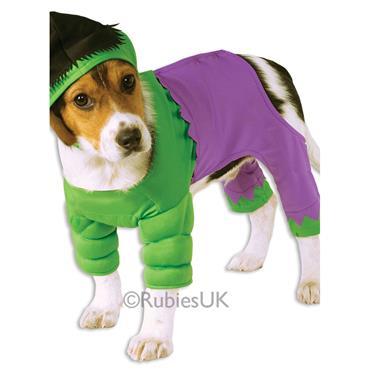 Incredible Hulk Pet Costume