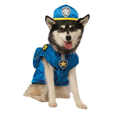 Chase the Police Pup Pet Costume (Paw Patrol)