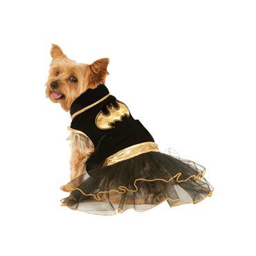 Batgirl Tutu Dress Pet Costume