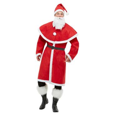 Father Christmas Santa Costume