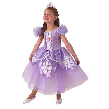 Disney - Premium Sofia Costume