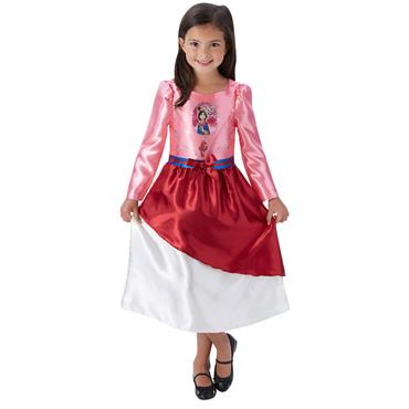 Disney - Fairytale Mulan Costume