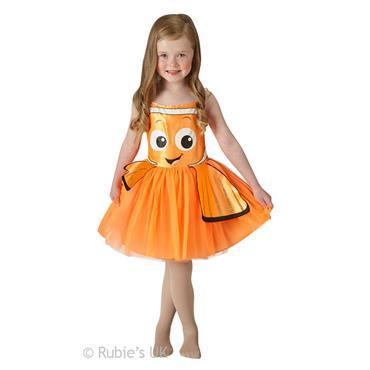 Nemo Tutu Dress Costume