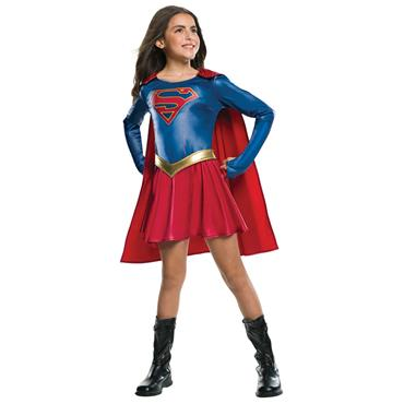 Supergirl Child TV Series Costume