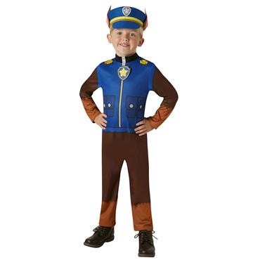 Paw Patrol - Chase Costume