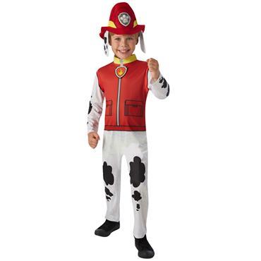 Paw Patrol - Marshall Costume