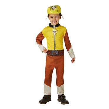 Paw Patrol - Rubble Costume