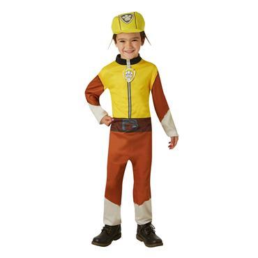 Paw Patrol - Rubble Costume