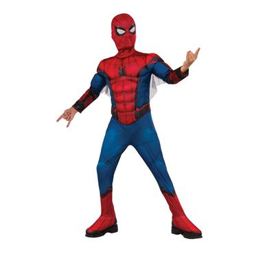 Deluxe Spiderman Costume (Child)