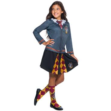 Gryffindor Child Costume Top - Harry Potter