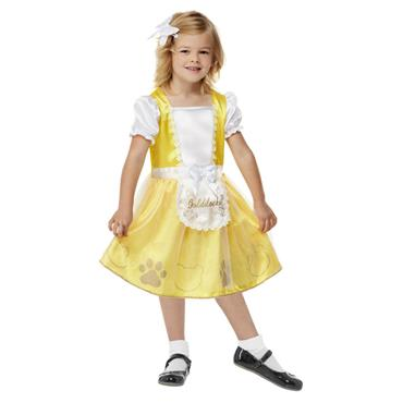 Toddler Goldilocks Costume