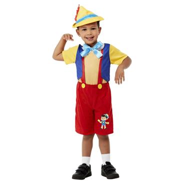 Toddler Puppet Boy Costume