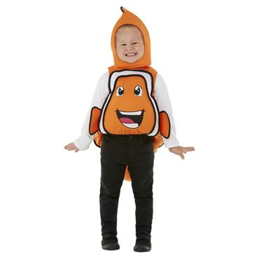 Toddler Clown Fish Costume