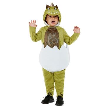 Toddler Hatching Dino Costume