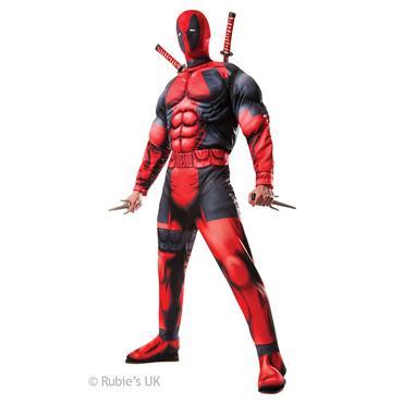 Marvel Deadpool Deluxe Costume