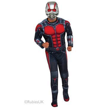 Marvel Antman Deluxe Costume