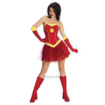 Marvel Rescue Pepper Potts Costume
