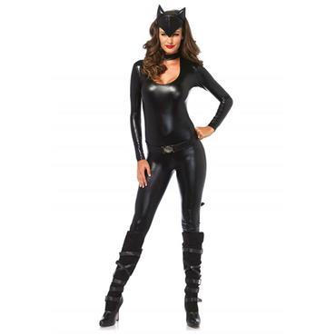 Feline Femme Fatale Costume