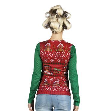 Photorealistic Shirt - Corny Christmas