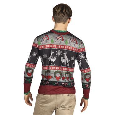 Photorealistic Shirt - Silly Xmas