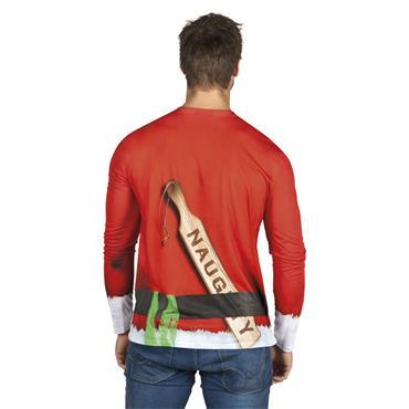 Photorealistic Shirt - Bad Santa