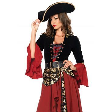 Cruel Seas Captain Costume