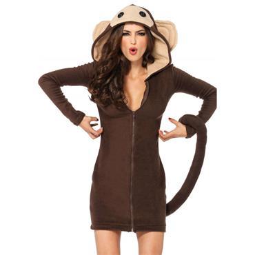 Cozy Monkey Costume