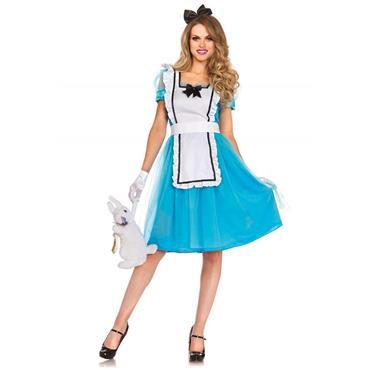 Classic Alice in Wonderland Costume
