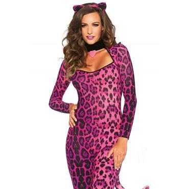 Pretty Pink Pussycat Costume