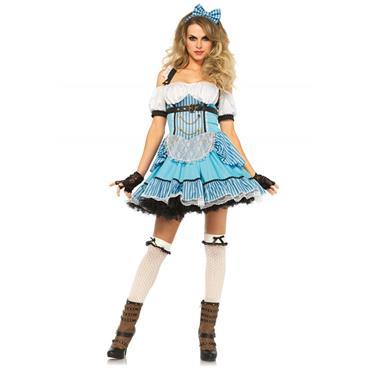 Rebel Alice in Wonderland Costume