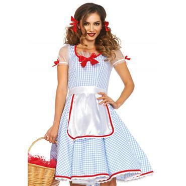 Kansas Sweetie of Oz Costume