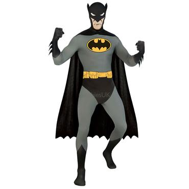 Batman 2nd Skin Costume