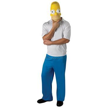 Classic Homer Simpson Costume
