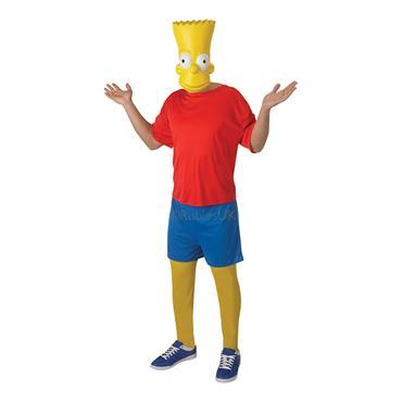 Classic Bart Simpson Costume