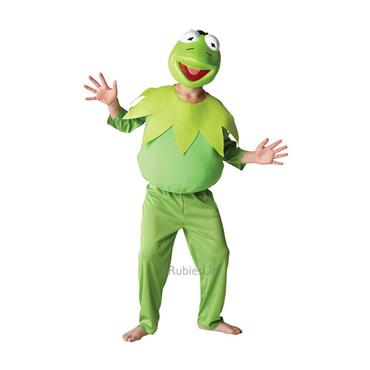 Deluxe Kermit - The Muppets (Child) Costume