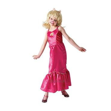 Deluxe Miss Piggy - The Muppets (Child) Costume
