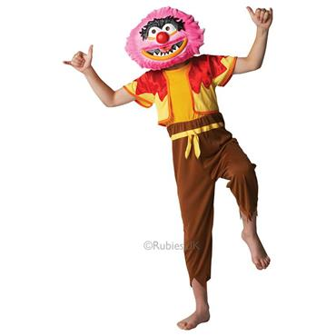 Deluxe Animal - The Muppets Costume