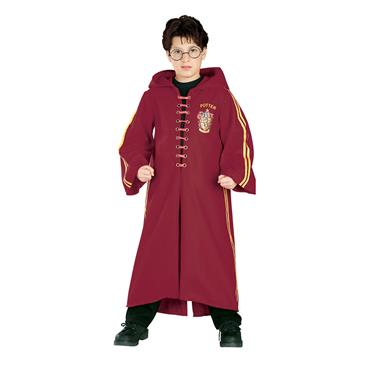 Deluxe Quidditch Robe - Harry Potter