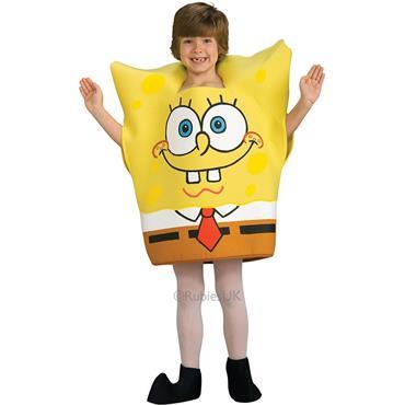 Sponge Bob Square Pants Child Costume