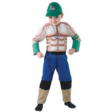 Deluxe John Cena Costume - Child