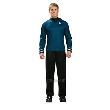 Star Trek Blue Shirt - Spock